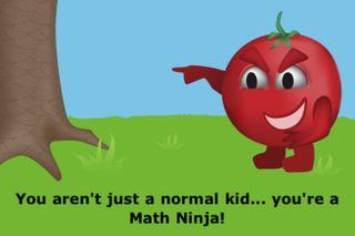 Math Ninja 2 - Fun Educational math apps