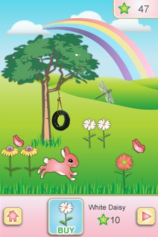 Mathgirl Number Garden- Fun Educational Math appps