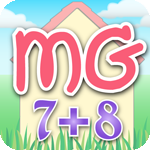 MathGirl Addition House - best kids math apps