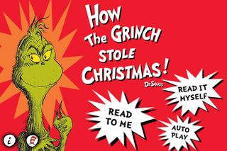 How the Gricnh Stole Christmas - Best Xmas Books Apps