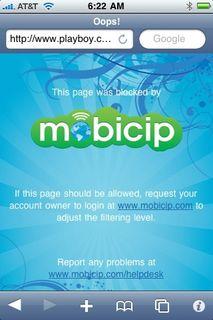 Mobicip educational app