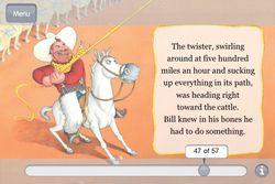 Pecos Bill - Ruckus Media Kids Book Apps