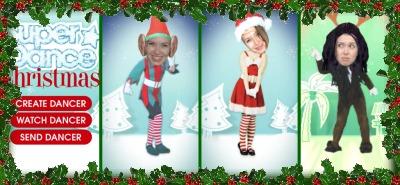 elf you top fun christmas apps - Christmas Elf Dance App
