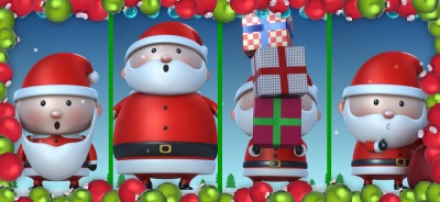 Talking Christmas Santa Kids - Fun Xmas Apps