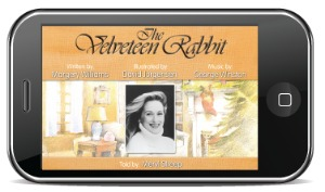 IPhone Velveteen Rabit - Classic book apps for kdis