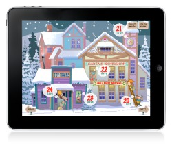 Countdown to Christmas - Best iPad apps for Kids 2