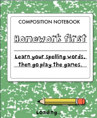 Homework for iPhone - Spelling apps for kids