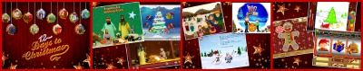 12 Day to Christmas - Fun Educational Apps for kids