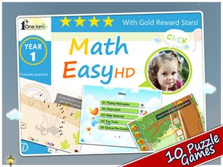 Math Easy HD - Top Fun Educational math apps for kids