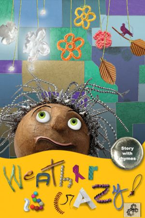 Crazy Weather - storybook app for kids - Climate change