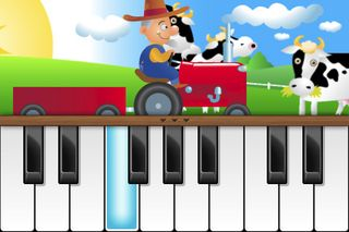 Old Macdonal- Music Apps for Toddlers and Preschoolers