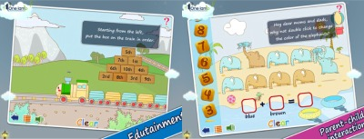 MAth Easy HD - Top math apps for kids