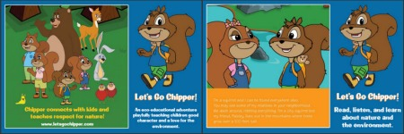Let's go Chipper - Fun Educational Apps for kids