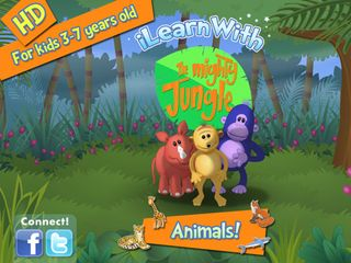ILearn With Mighty Jungle - Educationa Apps