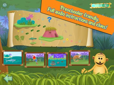 ILearn With Mighty Jungle - Apps for preschoolers