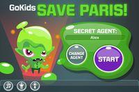 GoKids Apps Save Paris