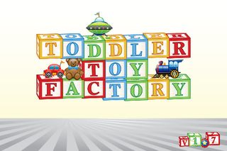Toddlers toy factory - Fun educational apps for kids