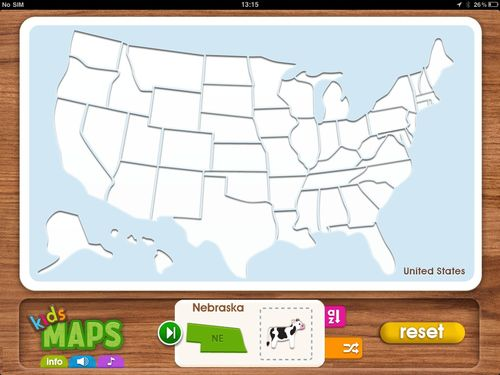 Kids Maps - Top educational apps for kids