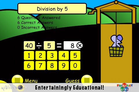Hickory DivideBy Primary Apps 3
