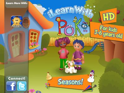 ILearn with Poko Seasons
