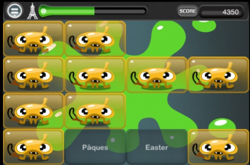 GoKids Apps - Special Easter French game app