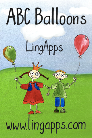 ABC Ballons - ABC Apps for kids