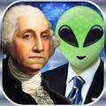 President vs aliens