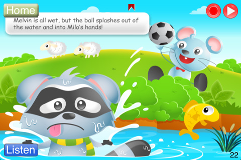 Speech with Milo Interactive Storybook Kids app review