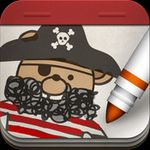 Kidoodle Pirate Scribblebeard's Treasure with Oscar & JosephineBy Kidoodle Apps