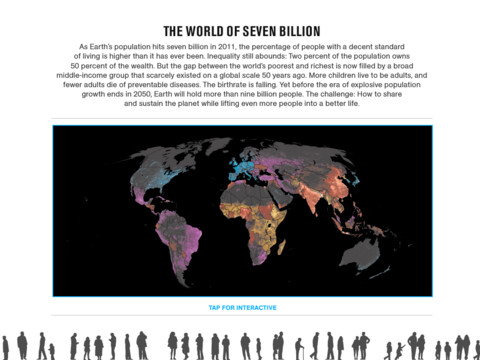 7 Billion National Geographic 2