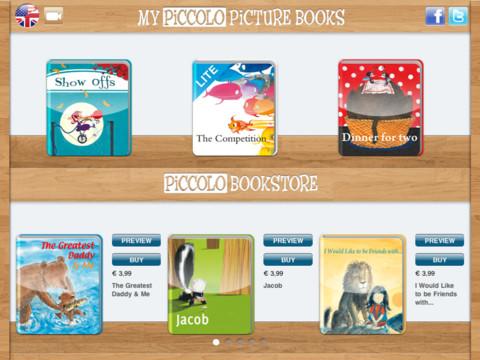 Piccolo Picture Books 1