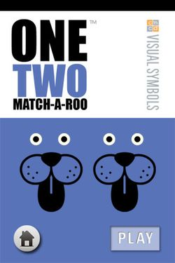One two match a roo - Memory matching games for kids