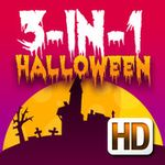 3-in-1 Halloween educational games