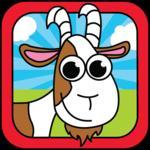 Spot the farm Animal Logo