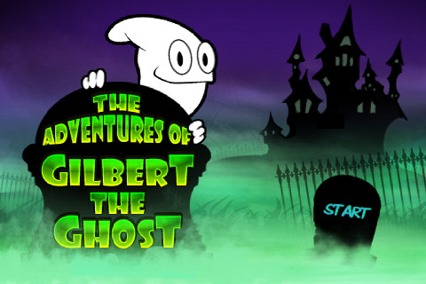 Adventures of Gilbert the Ghost1