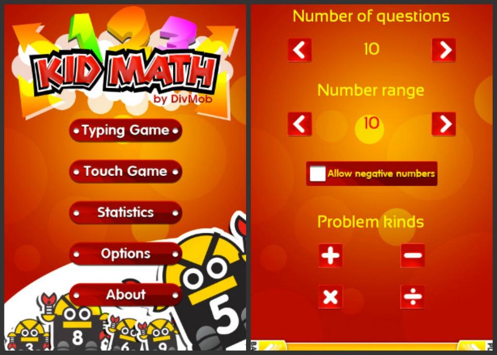 Kid Math Pro: Math Game App to Build Basic Skills - Fun Educational ...