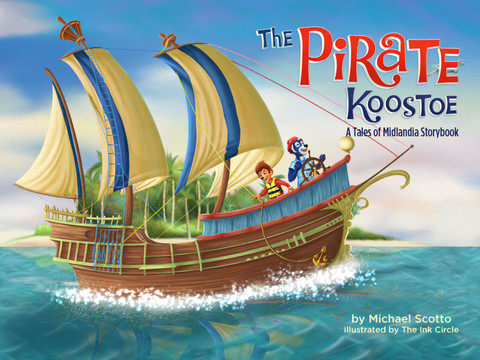 The Pirate Koostoe 1
