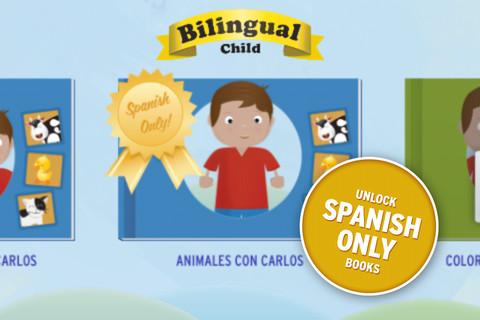 Bilingual Child - Language app 2