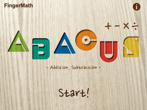 FingerMAth Abacus 1
