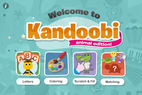 Kandoobi: Animal Edition - Top Learning App For Toddlers and Pre-K ...