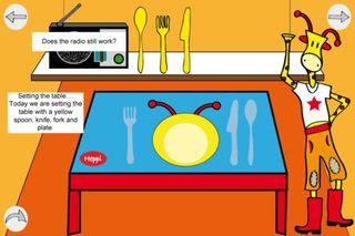 Bo's Dinnertime Game App 3
