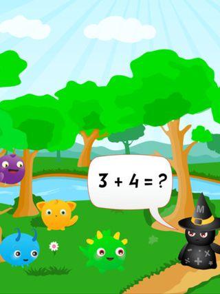 Math Critters 2
