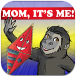 The Lost Gorilla - Mom, It's Me