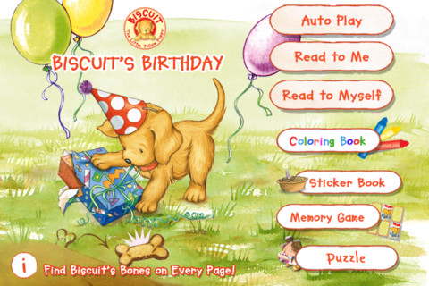 Biscuit Birthday1