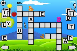Crossword Game For Kids 3