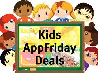Kids App Friday Deals