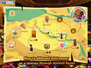 BrainJewel - Challenge your brain in Ancient Egypt 1