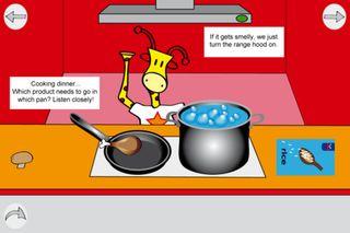 Bo's Dinnertime Game App 2