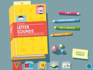 Montessori Letter Sounds 2