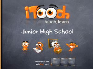 ITooch Junior High school 1